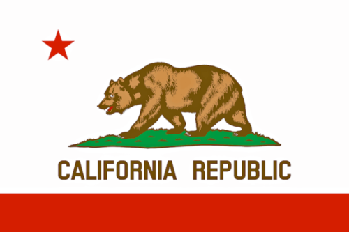 Californa State Flag