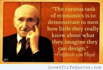 Fredrick von Hayek
